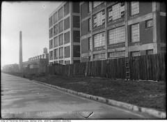 Wrigleys Factory Boston Entrance