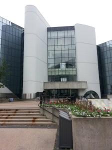 Scarborough Civic Centre North Side