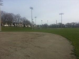 Greenwood Park Baseball Diamonds (1)