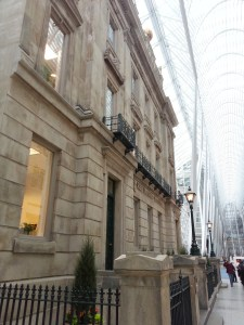 13. Heritage Archtecture Brookfield Place