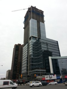 1. Yonge and Sheppard towers