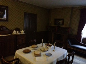 11. Gibson House Dining Room