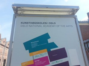 16. Oslo National Academy For the Arts