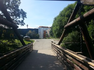 7. Akerselva bridge