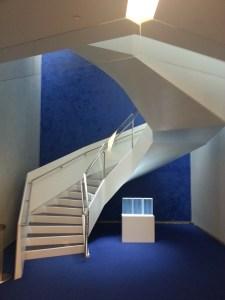 13. Aga Khan Museum Theatre Lobby