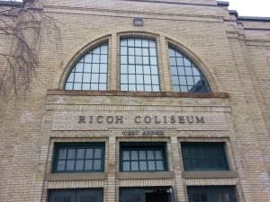 20. Ricoh Coliseum