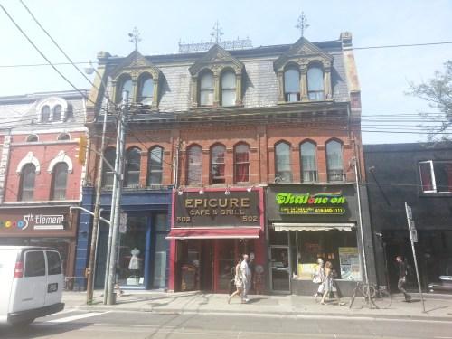 8. Epicure Cafe
