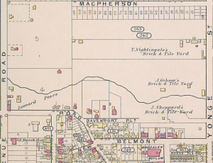 Yorkville Brickyards Goad's, 1884 - Copy