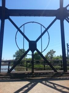 12. Old Eastern Avenue Bridge circle