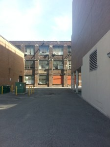 24. 52 St. Lawrence Street Simpson Knitting Mill factory