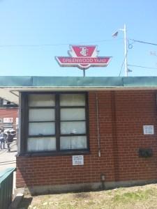 Greenwood Subway Yard 1