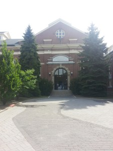 High Level Pumping Station 1
