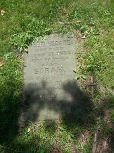 Toronto Necropolis Joseph Bloore