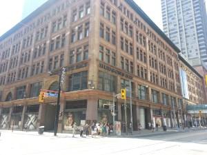 Simpson Building Queen Street