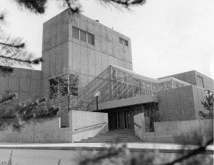 Fairview Library 1976