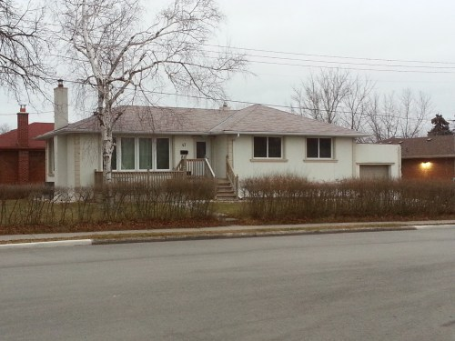 Canada's Millionth Post-War House