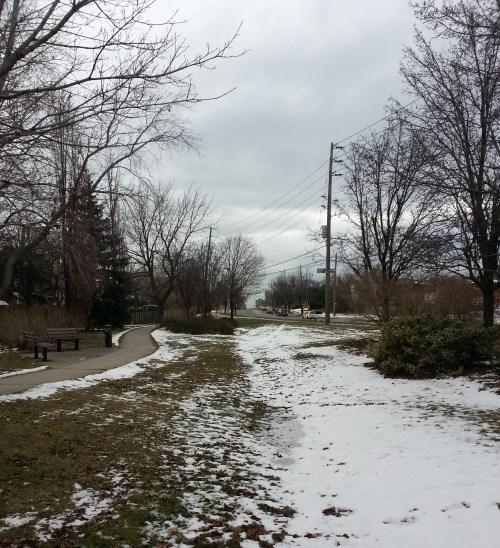 Finch Kennedy Parkette jog