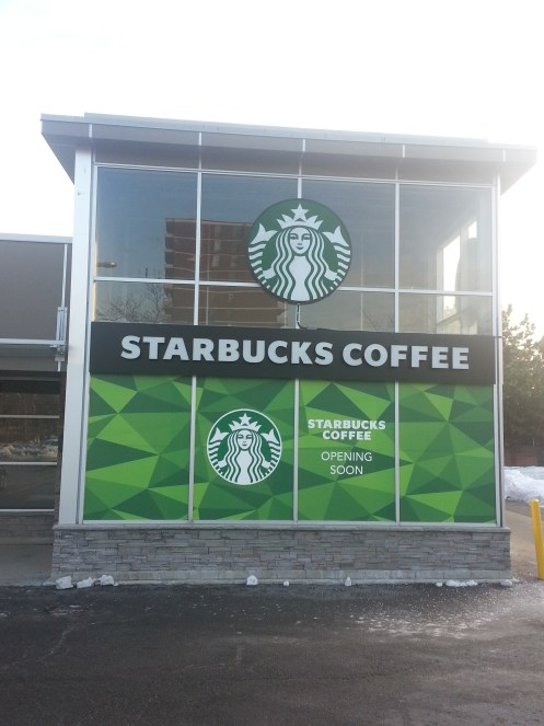 Starbucks Birchmount and Sheppard