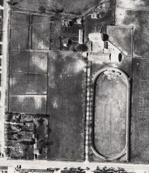 Bridlewood Indoor Racetrack 1961