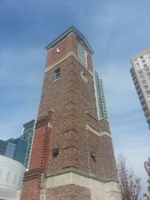 Princess Park Hose Tower 1