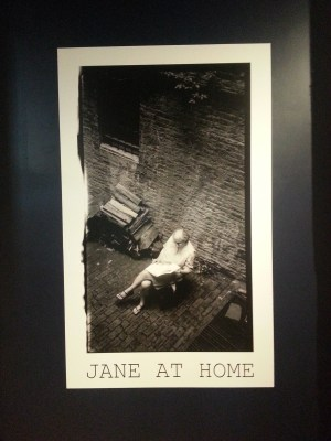 Jane At Home
