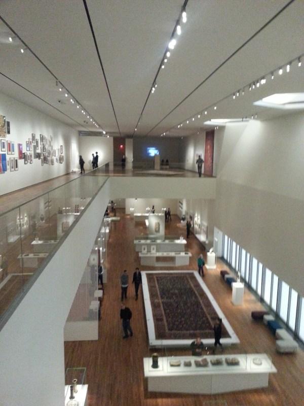 Aga Khan Museum Scenes City
