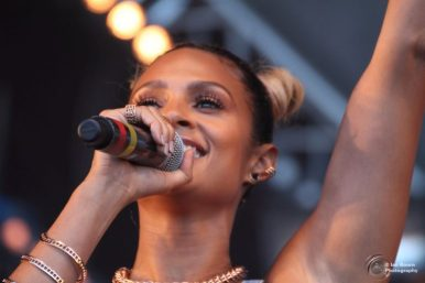 Scene Sussex: Alesha Dixon