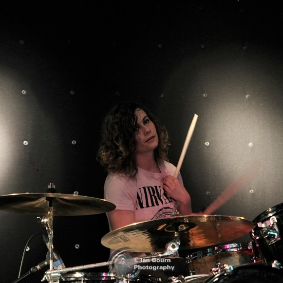 Drums - Camille Phillips