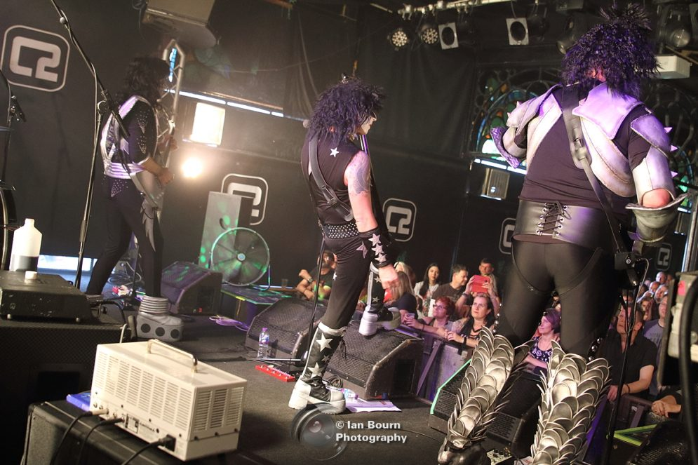 SNOG at Concorde2: pic by Ian Bourn for Scene Sussex