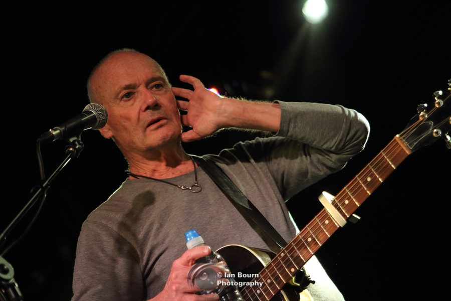 The cameras are where? Creed Bratton: photo by Ian Bourn for Scene Sussex