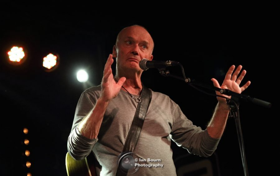 Creed Bratton: photo by Ian Bourn for Scene Sussex