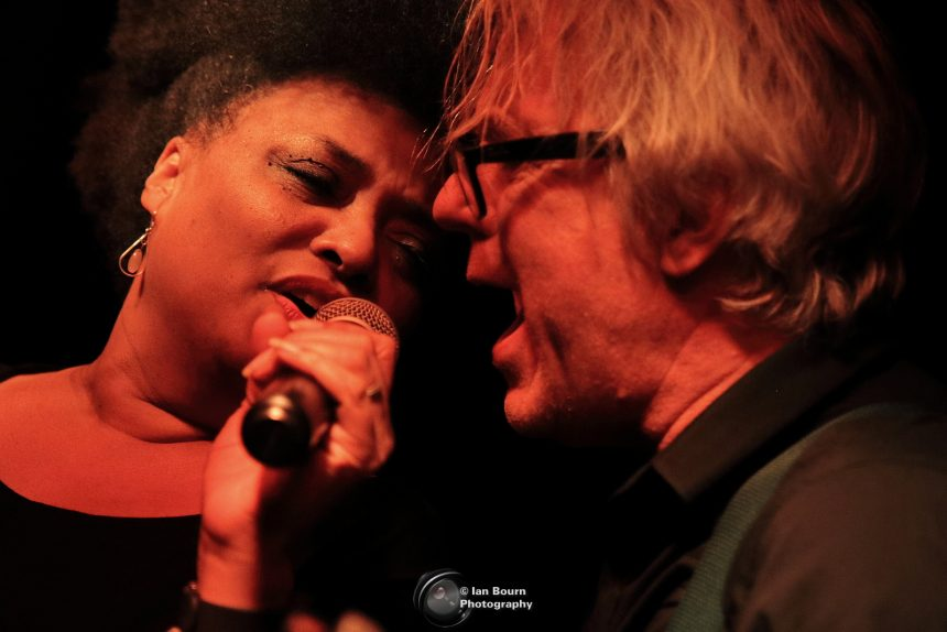 The BellRays: Photo by Ian Bourn for Scene Sussex.