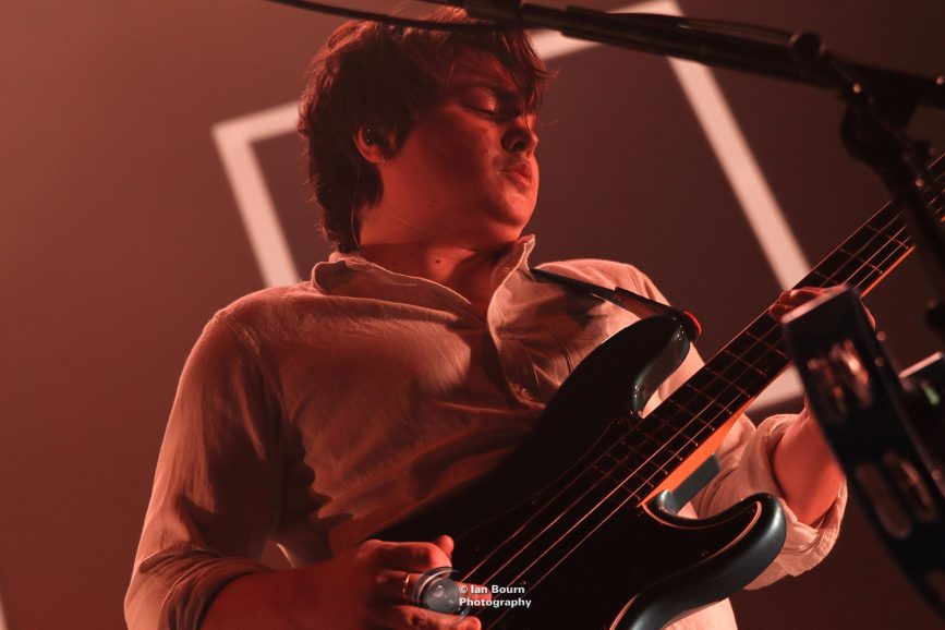 Bombay Bicycle Club: photo by Ian Bourn for Scene Sussex