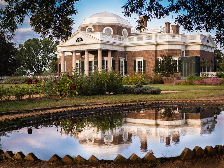 Thomas Jefferson S Monticello House Scene Therapy