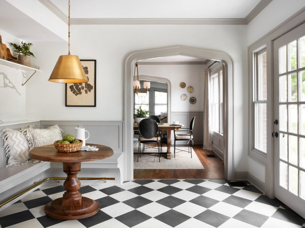 The Scrivano House from Fixer Upper Scene Therapy