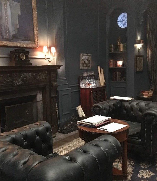 The Waterford's House from The Handmaid's Tale - Scene Therapy