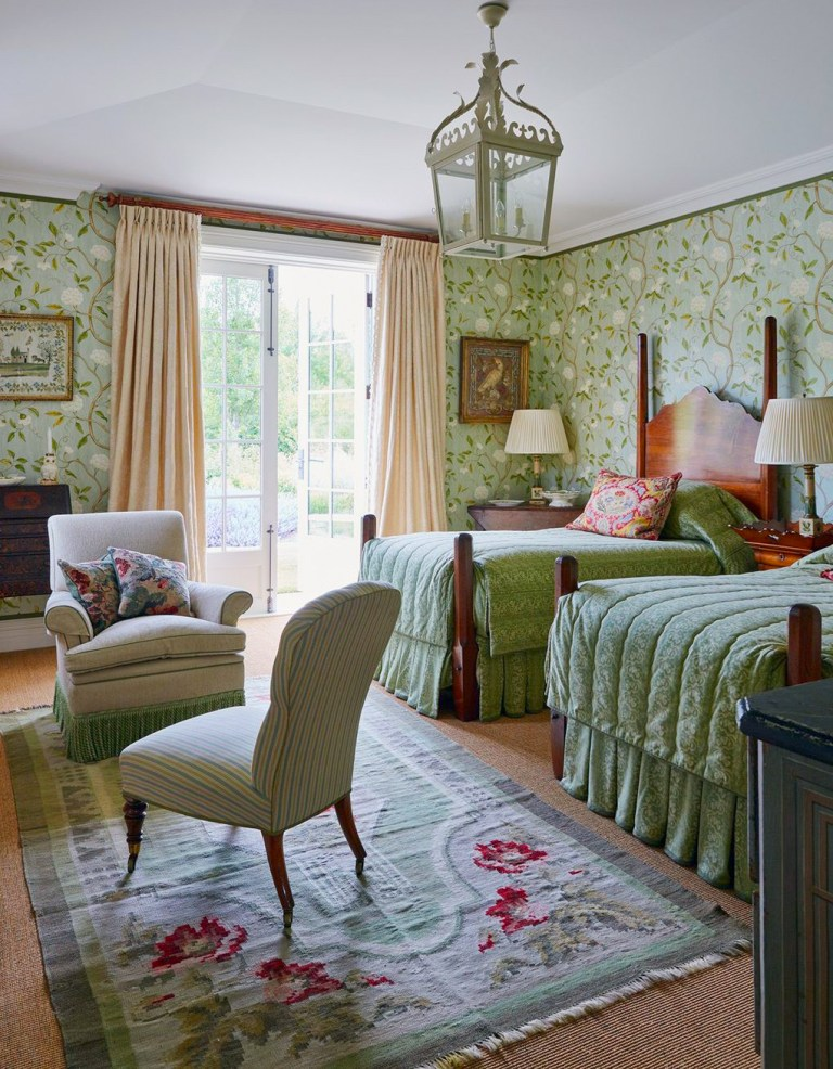Country Home Chintz: Fabrics and Wallpaper - Scene Therapy