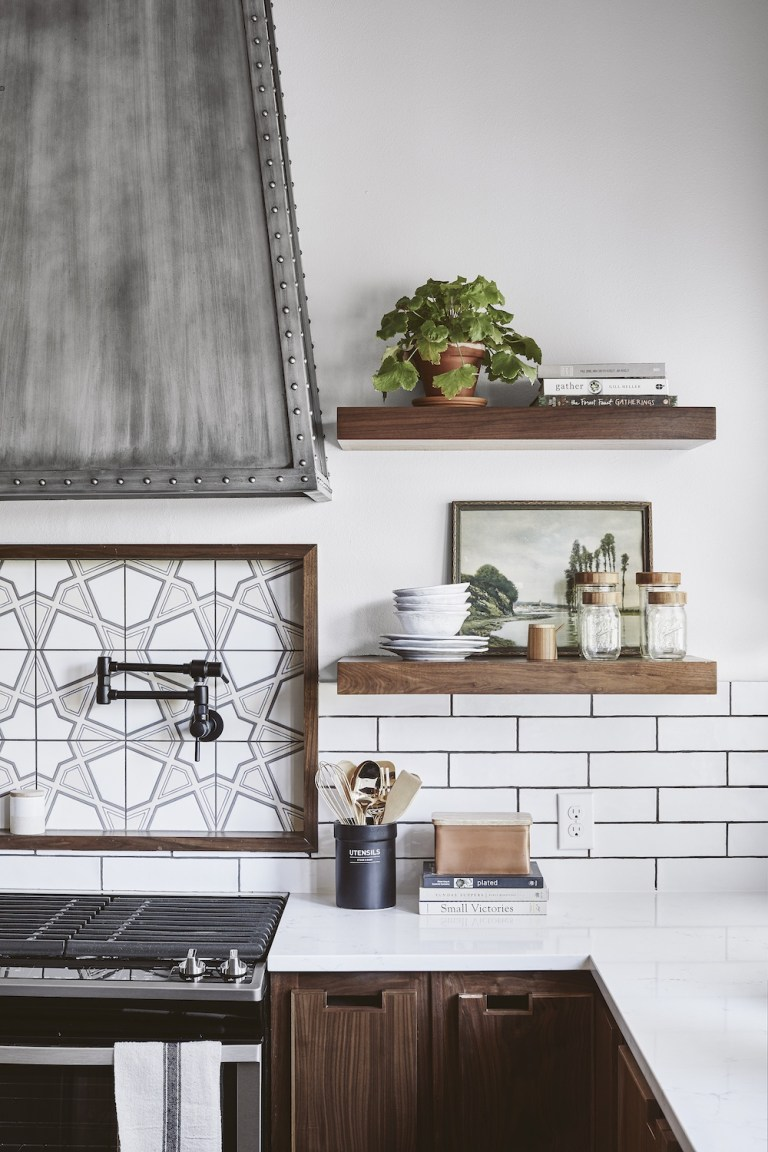 The ramsey house from fixer upper kitchen decor