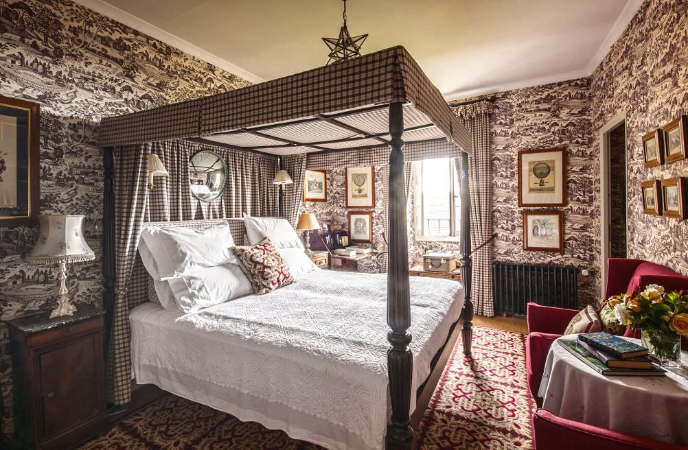 scene bedroom decor