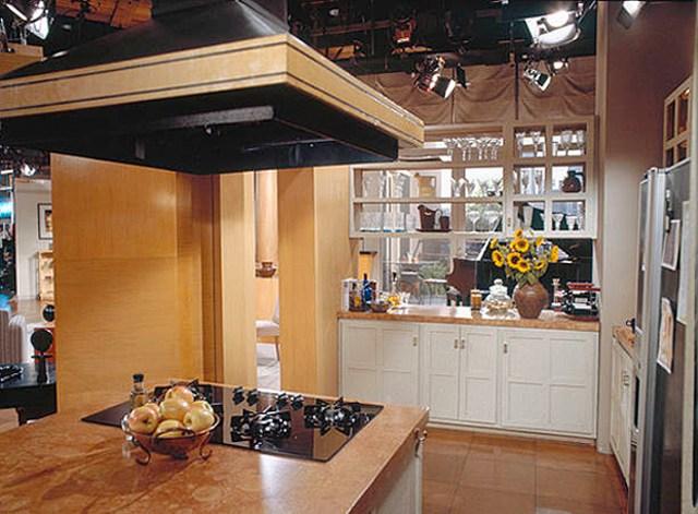 Frasier S Apartment Set Design Decor Scene Therapy