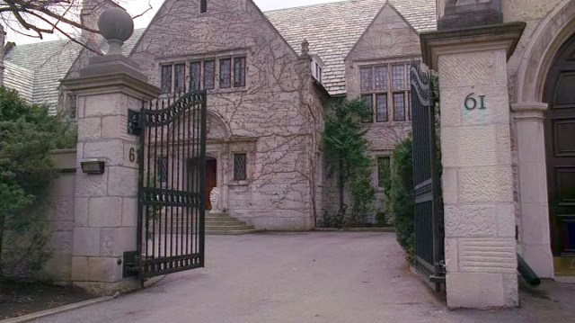 Richard And Emily S House In The Gilmore Girls Scene Therapy