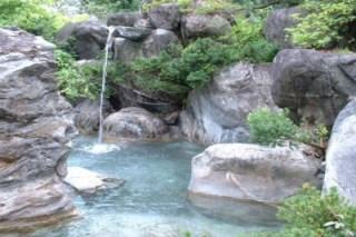 白山一里野温泉