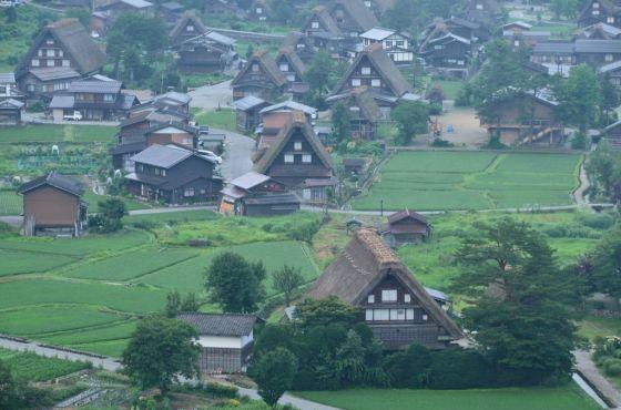 白川郷 荻町