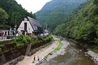 道の駅 吉野路上北山