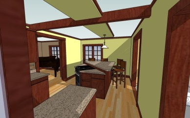 Kerkhof-Derry 1st Floor island kit-14