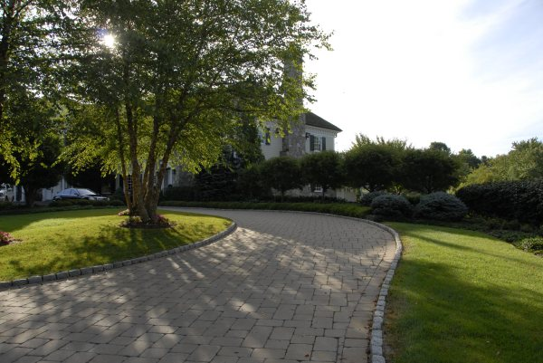 landscaping stone work