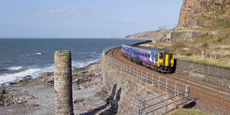 Coastal  Scenic Rail Britain