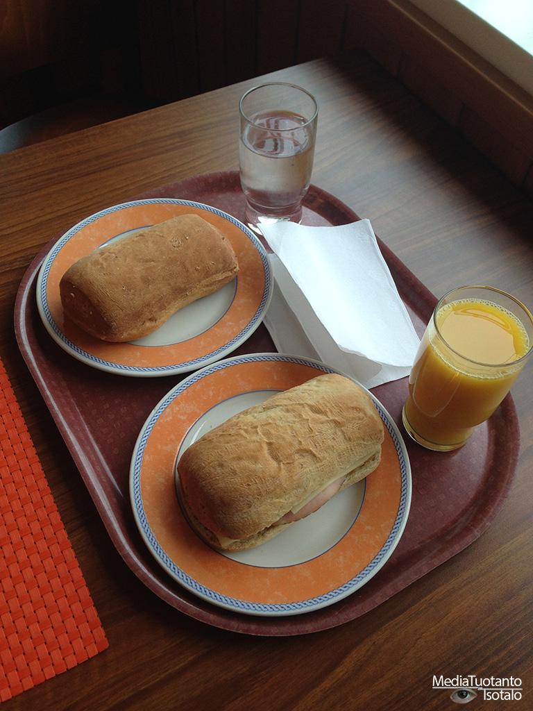 Aamiainen