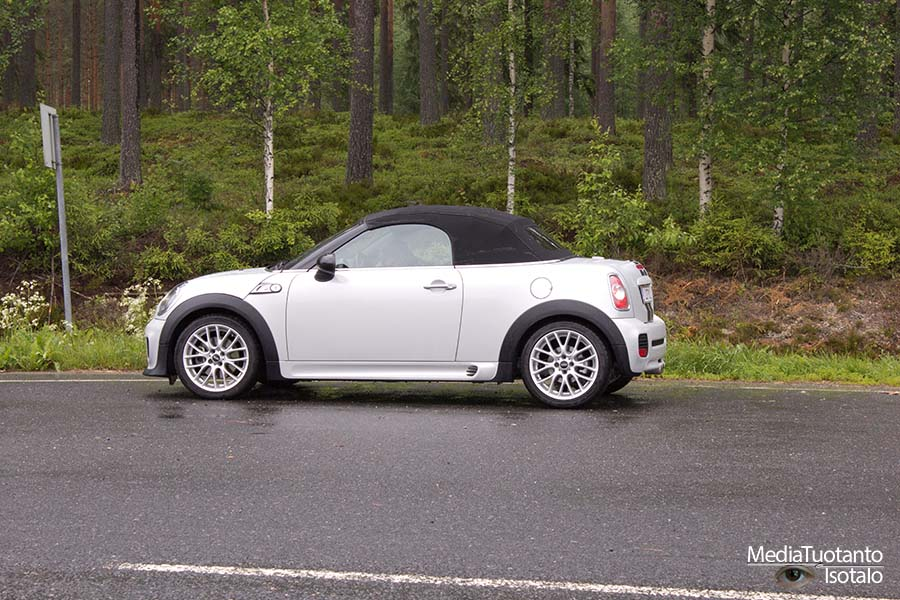 Mini Roadster side 2