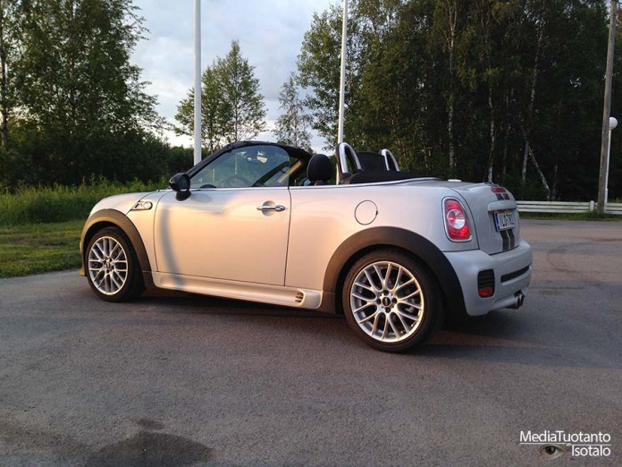 Mini Roadster side